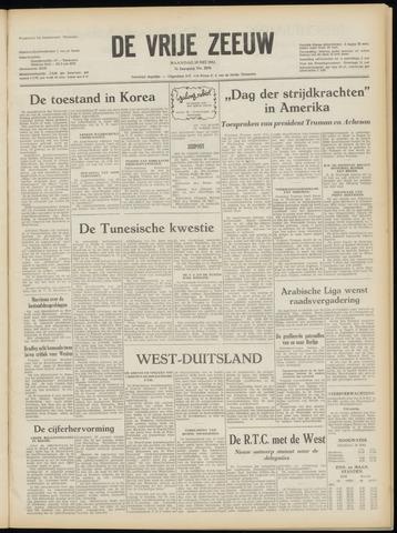 de Vrije Zeeuw 1952-05-19