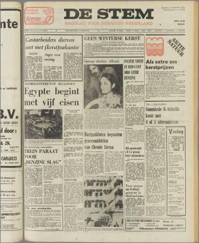de Stem 1973-12-22