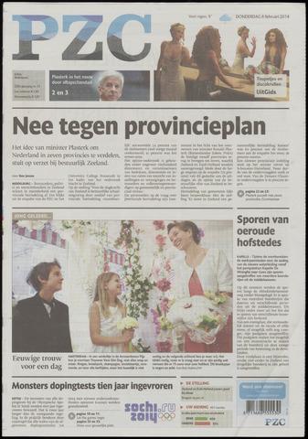 Provinciale Zeeuwse Courant 2014-02-06