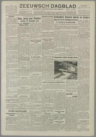 Zeeuwsch Dagblad 1949-05-25