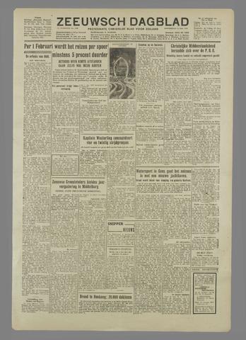 Zeeuwsch Dagblad 1950-01-12