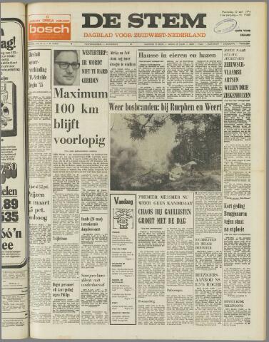 de Stem 1974-04-10