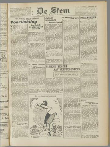 de Stem 1945-09-08