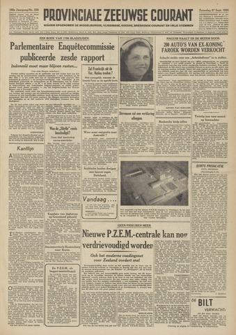 Provinciale Zeeuwse Courant 1952-09-27