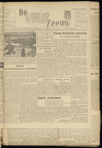 de Vrije Zeeuw 1946-03-12