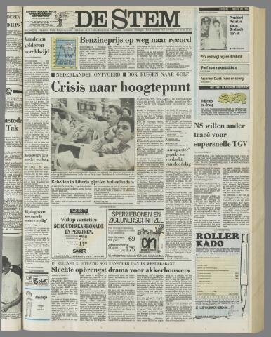 de Stem 1990-08-07