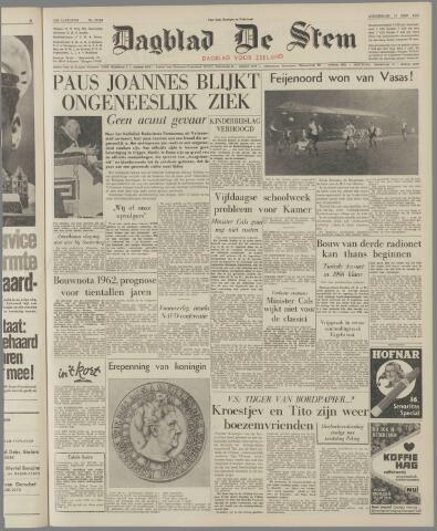 de Stem 1962-12-13