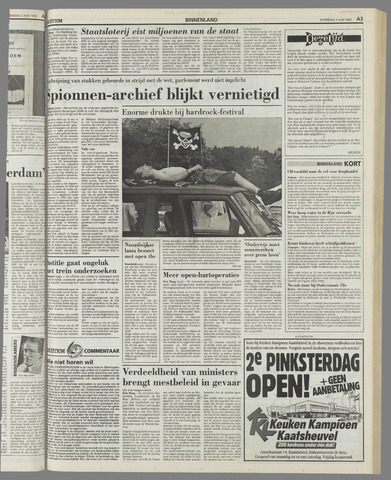 de Stem 1995-06-03