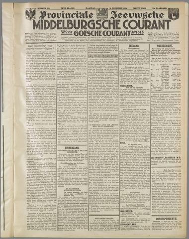 Middelburgsche Courant 1936-11-30
