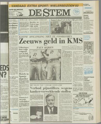 de Stem 1983-03-05