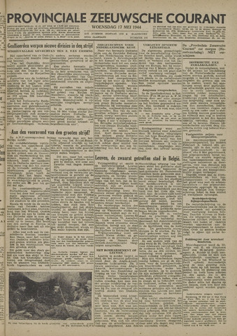 Provinciale Zeeuwse Courant 1944-05-17
