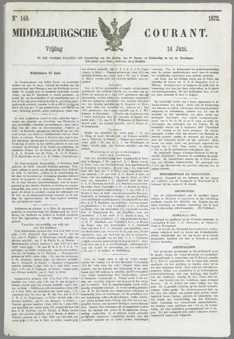Middelburgsche Courant 1872-06-14