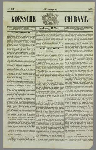 Goessche Courant 1859-03-17