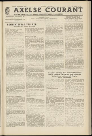 Axelsche Courant 1966-07-02