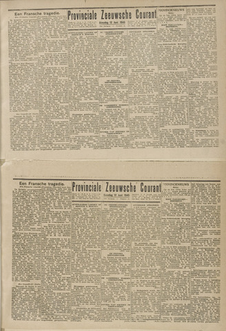 Provinciale Zeeuwse Courant 1945-06-12