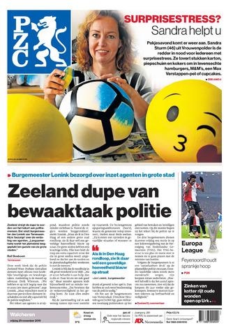 Provinciale Zeeuwse Courant 2019-11-29