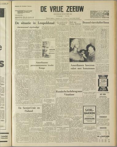 de Vrije Zeeuw 1960-11-24