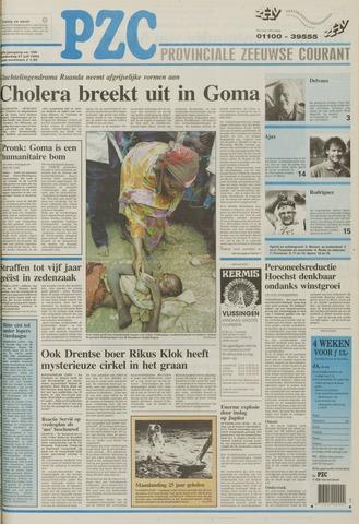 Provinciale Zeeuwse Courant 1994-07-21