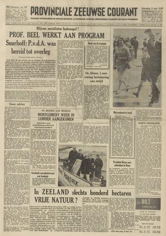 Provinciale Zeeuwse Courant 1959-05-02