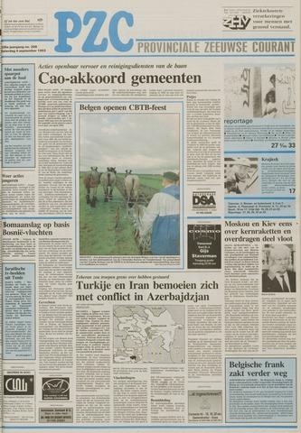 Provinciale Zeeuwse Courant 1993-09-04