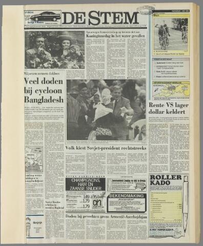 de Stem 1991-05-01