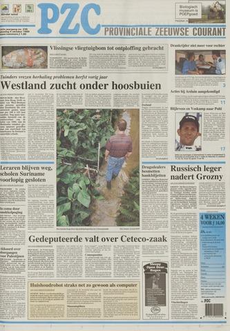 Provinciale Zeeuwse Courant 1999-10-05