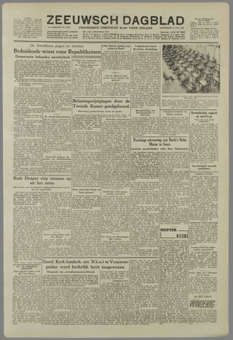 Zeeuwsch Dagblad 1950-11-09