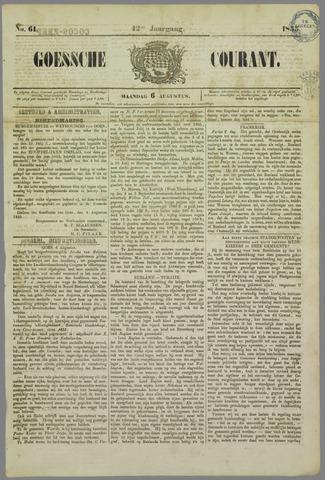 Goessche Courant 1855-08-06