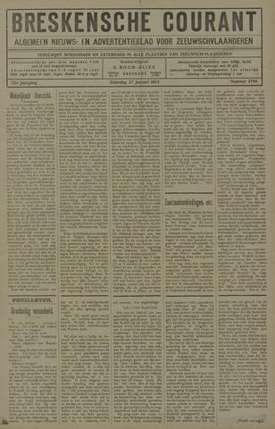 Breskensche Courant 1923-01-27