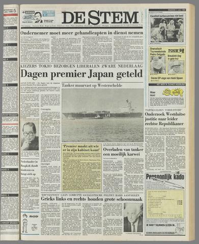 de Stem 1989-07-03