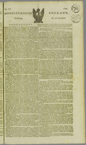 Middelburgsche Courant 1824-09-30