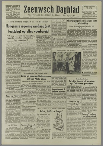 Zeeuwsch Dagblad 1957-03-15