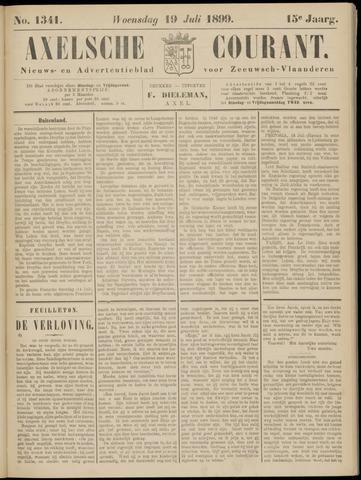 Axelsche Courant 1899-07-19