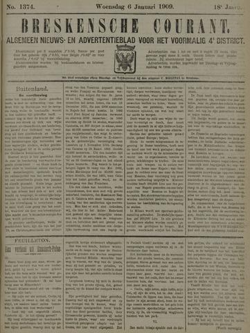 Breskensche Courant 1909-01-06