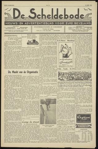 Scheldebode 1964-05-29