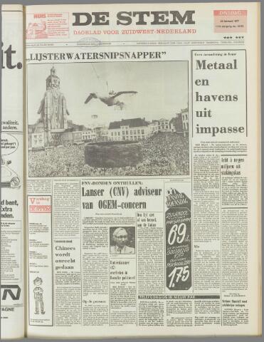 de Stem 1977-02-22