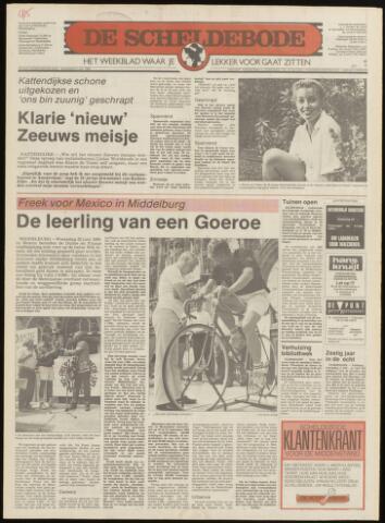Scheldebode 1986-07-03