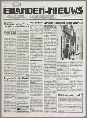 Eilanden-nieuws. Christelijk streekblad op gereformeerde grondslag 1990-06-19