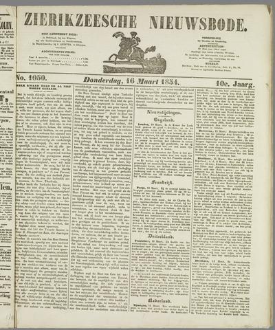 Zierikzeesche Nieuwsbode 1854-03-16