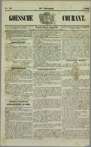 Goessche Courant 1861-08-01