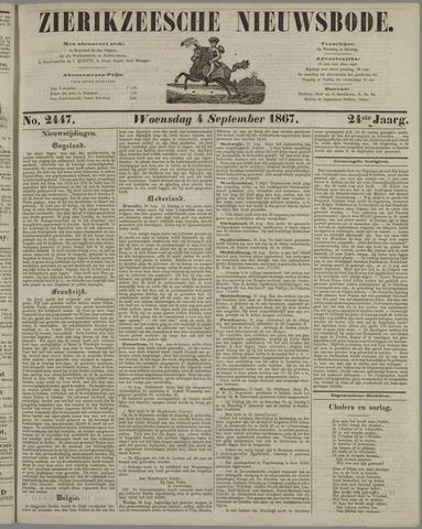 Zierikzeesche Nieuwsbode 1867-09-04