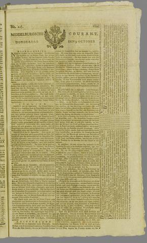 Middelburgsche Courant 1806-10-09