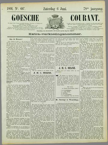 Goessche Courant 1891-06-06