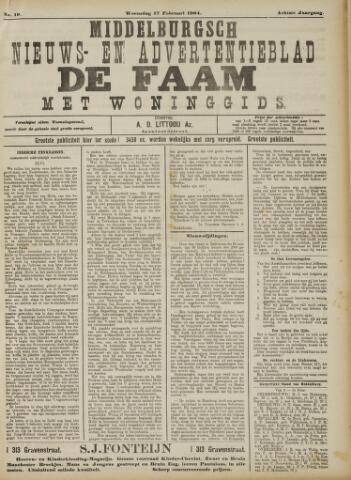 de Faam en de Faam/de Vlissinger 1904-02-17