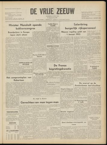 de Vrije Zeeuw 1953-07-08