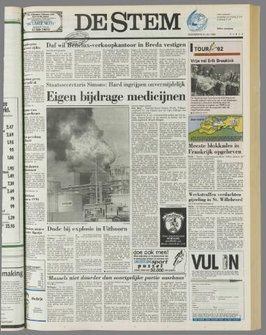 de Stem 1992-07-09