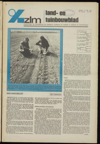 Zeeuwsch landbouwblad ... ZLM land- en tuinbouwblad 1975-05-16