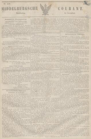Middelburgsche Courant 1850-11-14