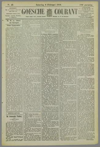 Goessche Courant 1919-02-08