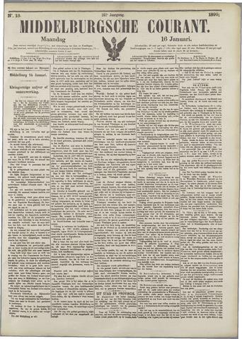 Middelburgsche Courant 1899-01-16